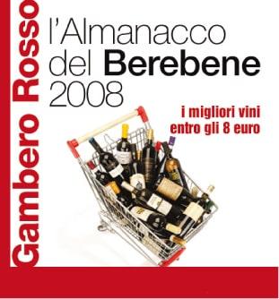Gambero Rosso – Almanacco del Bere Bene 2008