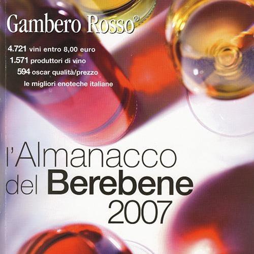 Gambero Rosso – Almanacco del Bere Bene 2007